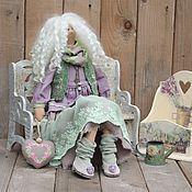 Куклы и игрушки ручной работы. Ярмарка Мастеров - ручная работа Тильда Хелен. Handmade.