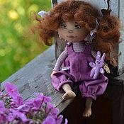 Куклы и игрушки ручной работы. Ярмарка Мастеров - ручная работа Хвостатик:). Handmade.