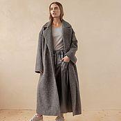 Одежда handmade. Livemaster - original item Women`s coat Luna. Handmade.