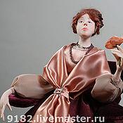 """Куклы и игрушки ручной работы. Ярмарка Мастеров - ручная работа Кукла """"Корделия, королева цветочных фей"""" Виктория Фоменко. Handmade."""