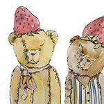 Strawberry Field (Мария) - Ярмарка Мастеров - ручная работа, handmade