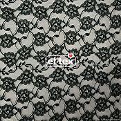 Материалы для творчества handmade. Livemaster - original item Guipure black from 0,5 POG. m. Handmade.