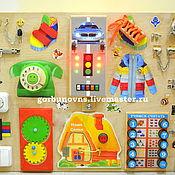 Куклы и игрушки handmade. Livemaster - original item Basebord Develop Board Module