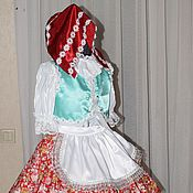 """Работы для детей, ручной работы. Ярмарка Мастеров - ручная работа Костюм """"Красная шапочка"""". Handmade."""