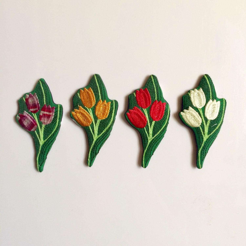 """Магнит """"Тюльпаны три цветка"""", Магниты, Севастополь,  Фото №1"""