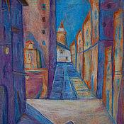 """Картины и панно ручной работы. Ярмарка Мастеров - ручная работа Картина """"Италия"""". Handmade."""