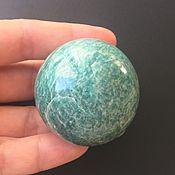Фен-шуй и эзотерика handmade. Livemaster - original item Amazonite ball, Peru. Handmade.
