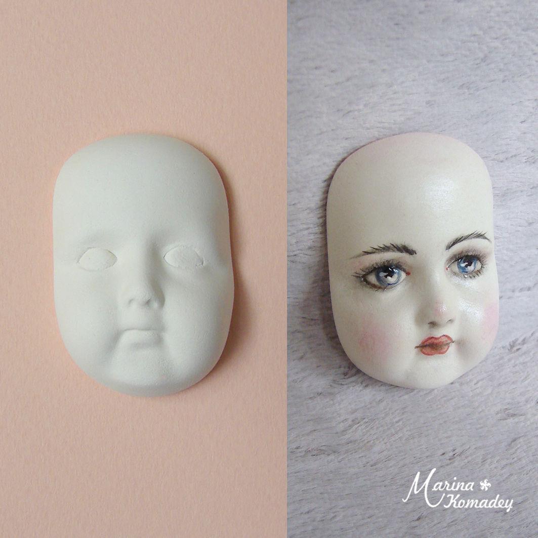 Как сделать отпечаток своего лица