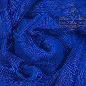 Материалы для творчества ручной работы. Ярмарка Мастеров - ручная работа Фатин стрейч, Имперский синий (Imperial blue) LCR-352. Handmade.