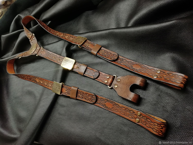 Men's suspenders - version 2.0, Suspender, Tolyatti,  Фото №1