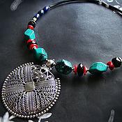 Украшения handmade. Livemaster - original item Necklace with memory