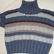 """Одежда ручной работы. Ярмарка Мастеров - ручная работа Пуловер """"Повседневный стиль"""". Handmade."""