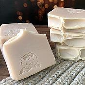 Косметика ручной работы handmade. Livemaster - original item Natural lanolin soap. Handmade.