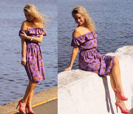 летнее платье, короткое платье, платье с бабочками. стильное короткое платье, повседневное платье, удобное платье, платье цветы на лето. платье без рукава, летнее платье, короткое платье, платье миди