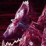 Малиновый Феникс (Aleksandra) - Ярмарка Мастеров - ручная работа, handmade