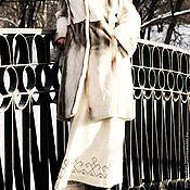 Одежда ручной работы. Ярмарка Мастеров - ручная работа Юбка зимняя Мама. Handmade.