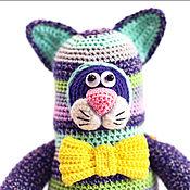 Куклы и игрушки ручной работы. Ярмарка Мастеров - ручная работа Кото-Полосато. Handmade.