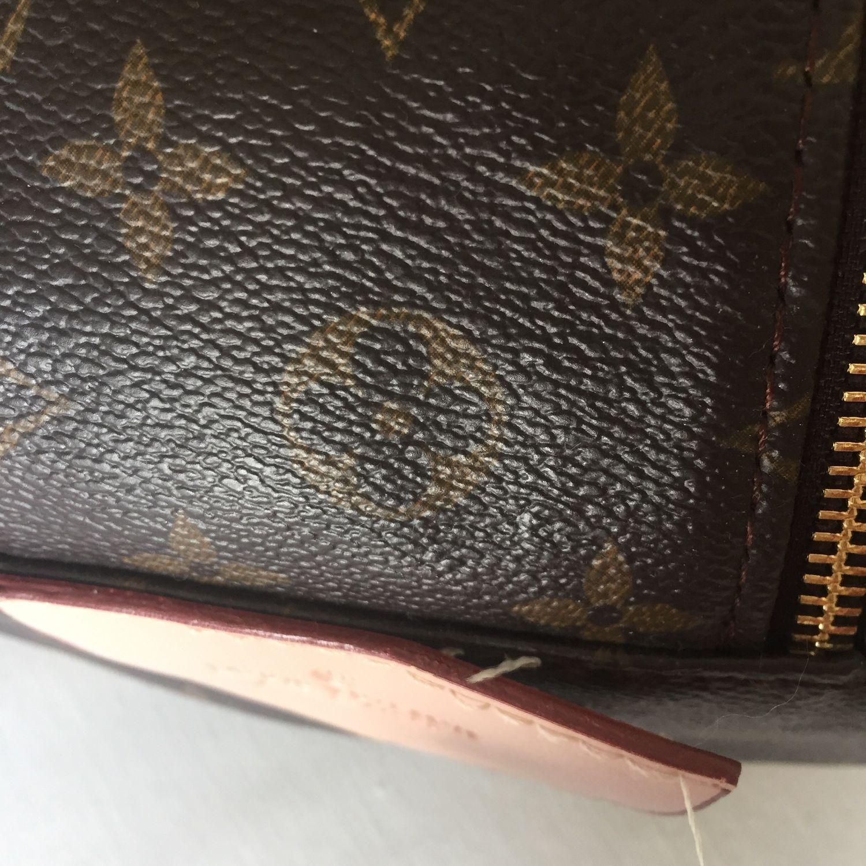 17e01f1d6454 Винтажные сумки и кошельки. Винтаж: Louis Vuitton, копия,  косметичка-несессер.