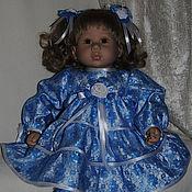 """Куклы и игрушки ручной работы. Ярмарка Мастеров - ручная работа """"Жемчуг и бирюза"""". Handmade."""