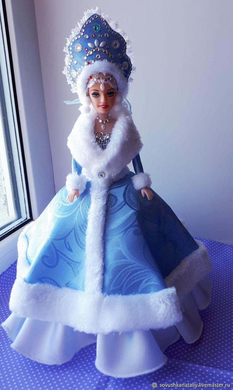 Кукла-шкатулка, Статуэтка, Касли,  Фото №1