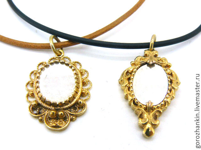 Pendant, pendant `Mirror` is made of two metals-silver and bronze with gold, handmade, gift to a girl, woman, child for the New year, birthday, March 8, every day, protection