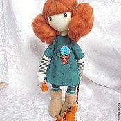 Куклы и игрушки ручной работы. Ярмарка Мастеров - ручная работа Кукла СИНДИ. Handmade.
