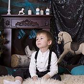 Работы для детей, ручной работы. Ярмарка Мастеров - ручная работа комплект для мальчика Навстречу праздникам!. Handmade.