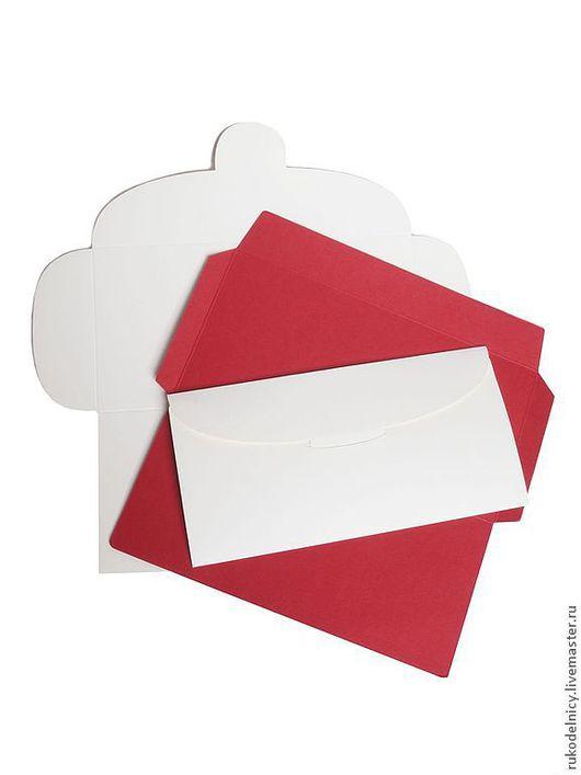 Заготовка -конверт складной