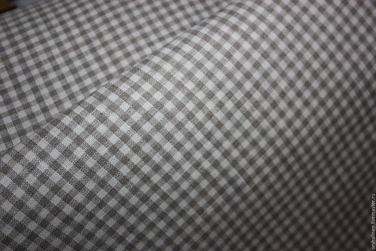 Шитье ручной работы. Ярмарка Мастеров - ручная работа. Купить Ткань для  постельная белья. Handmade. Серый, натуральные ткани