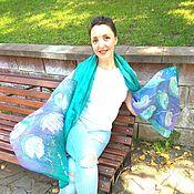 Одежда handmade. Livemaster - original item Batik Stole
