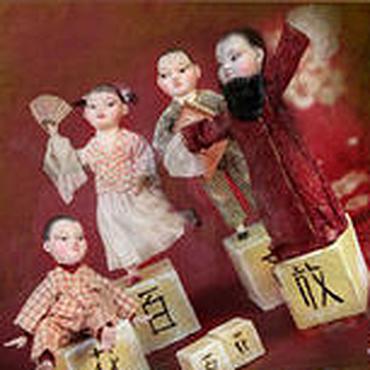 Куклы и игрушки ручной работы. Ярмарка Мастеров - ручная работа Куклы «Цветут все цветы». Handmade.