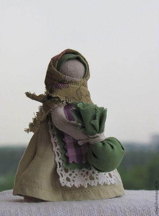 Народные куклы ручной работы. Ярмарка Мастеров - ручная работа. Купить Подорожница. Handmade. Народная кукла