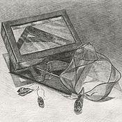 """Картины и панно ручной работы. Ярмарка Мастеров - ручная работа """"Украшения в подарок"""". Handmade."""