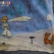 """Одежда ручной работы. Ярмарка Мастеров - ручная работа Жилет """"Сказка. Маленький Принц"""". Handmade."""