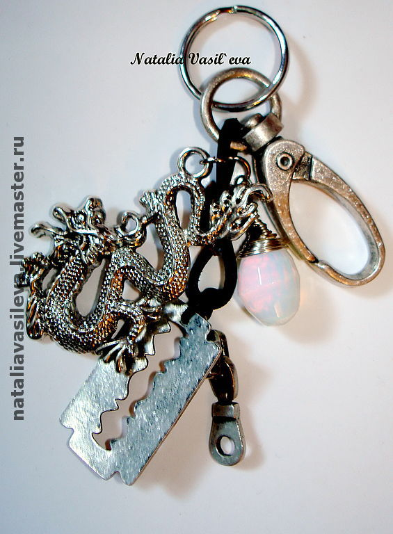 Men's keychains, Key chain, St. Petersburg,  Фото №1