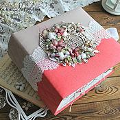Сувениры и подарки handmade. Livemaster - original item Family album