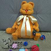 Куклы и игрушки handmade. Livemaster - original item garfield. Handmade.