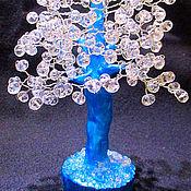 Фен-шуй и эзотерика ручной работы. Ярмарка Мастеров - ручная работа Хрустальное дерево ваш Оберег и Талисман. Handmade.