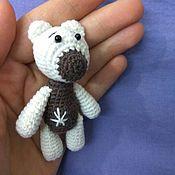 Мягкие игрушки ручной работы. Ярмарка Мастеров - ручная работа Мишутка - хранитель ключей. Handmade.