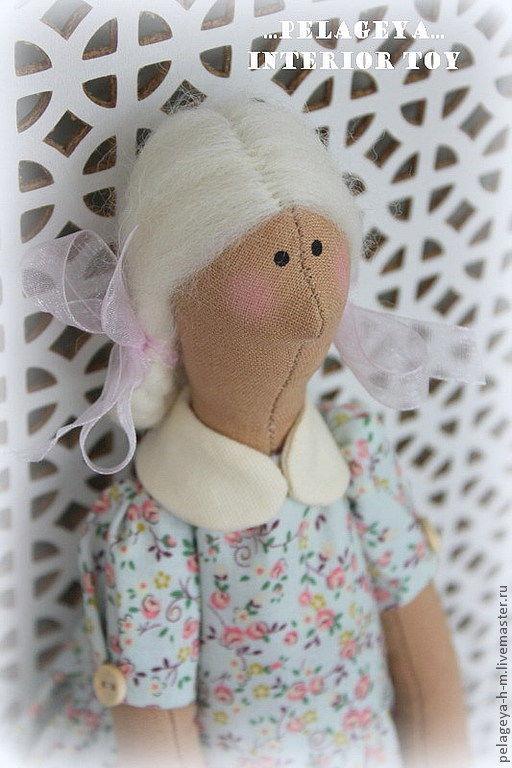 Куклы Тильды ручной работы. Ярмарка Мастеров - ручная работа. Купить В стиле тильда. Handmade. Девочка, подарок женщине
