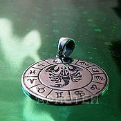Украшения handmade. Livemaster - original item Scorpion pendant. Handmade.