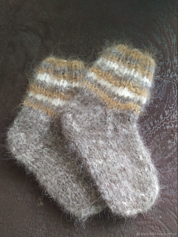 Socks from dog hair, Socks, St. Petersburg,  Фото №1