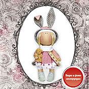 "Материалы для творчества handmade. Livemaster - original item Набор для творчества куколка из серии""Little baby Зайка 8 марта. Handmade."
