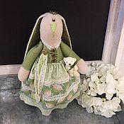 Куклы и игрушки ручной работы. Ярмарка Мастеров - ручная работа Зайка Грин. Handmade.
