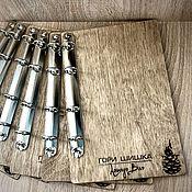 Обложки ручной работы. Ярмарка Мастеров - ручная работа Планшет для меню. Handmade.