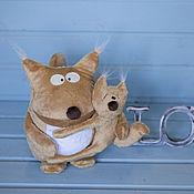 Куклы и игрушки ручной работы. Ярмарка Мастеров - ручная работа Лямуры Белки. Handmade.