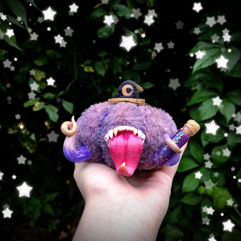 Тыква на Хэллоуин, в смешанной технике, Мягкие игрушки, Иваново,  Фото №1
