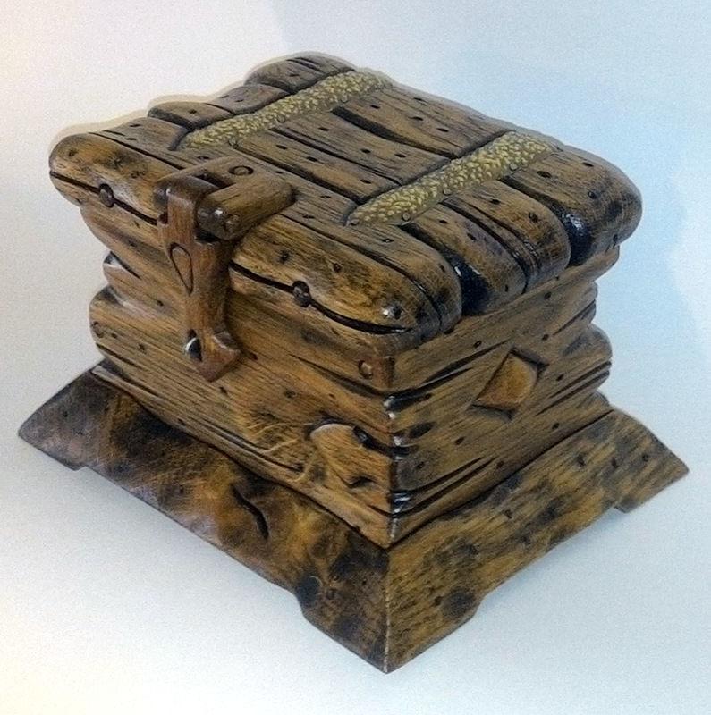 box chest, Model, Voronezh,  Фото №1