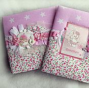 Photo albums handmade. Livemaster - original item Gift set