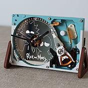 Сувениры и подарки handmade. Livemaster - original item Watch from the hard drive No. №21